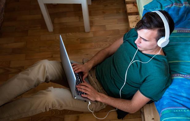 como trabalhar em casa e manter a produtividade