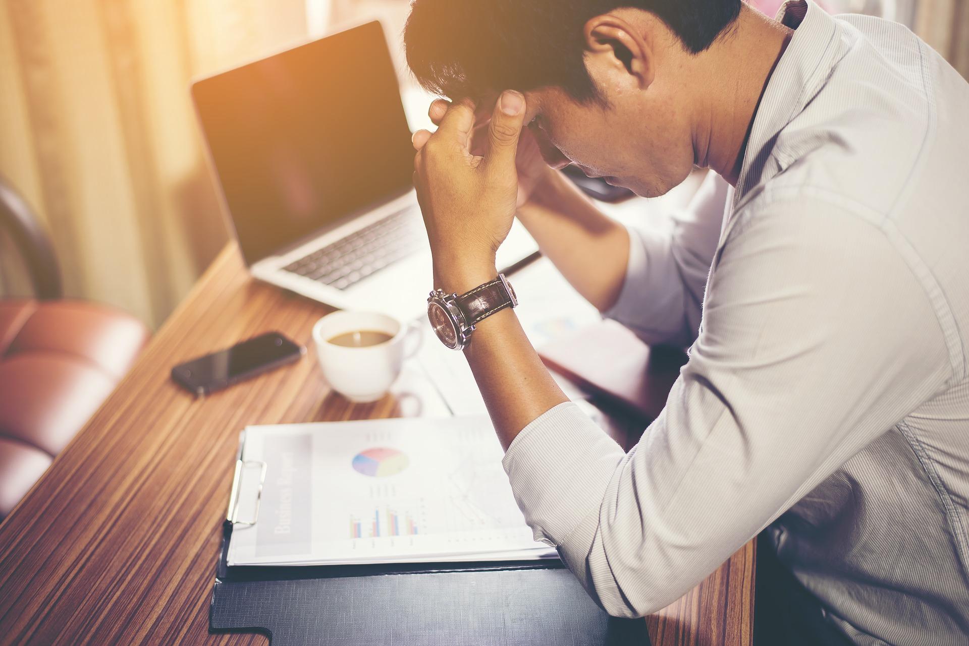 Os 3Ms para se livrar do estresse no trabalho