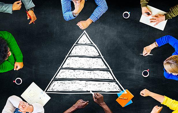 Aprenda o que é o conceito de Pirâmide de Maslow