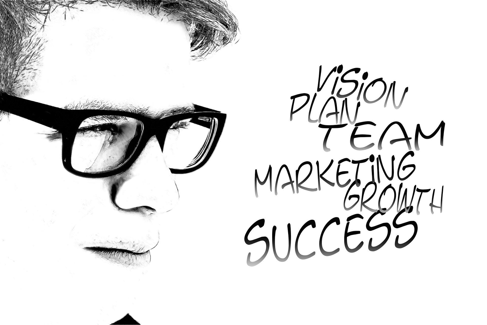 visão empreendedora
