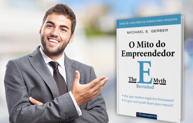 Veja como você pode alavancar seu negócio com o mito do empreendedor