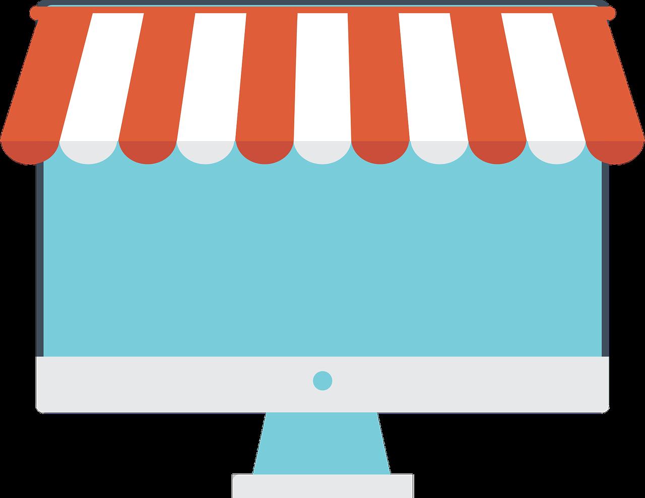 O que é um site e-commerce