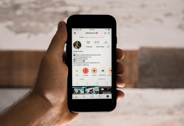 como fazer parcerias com lojas no instagram