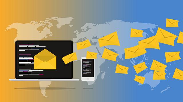 e-mail de vendas para clientes