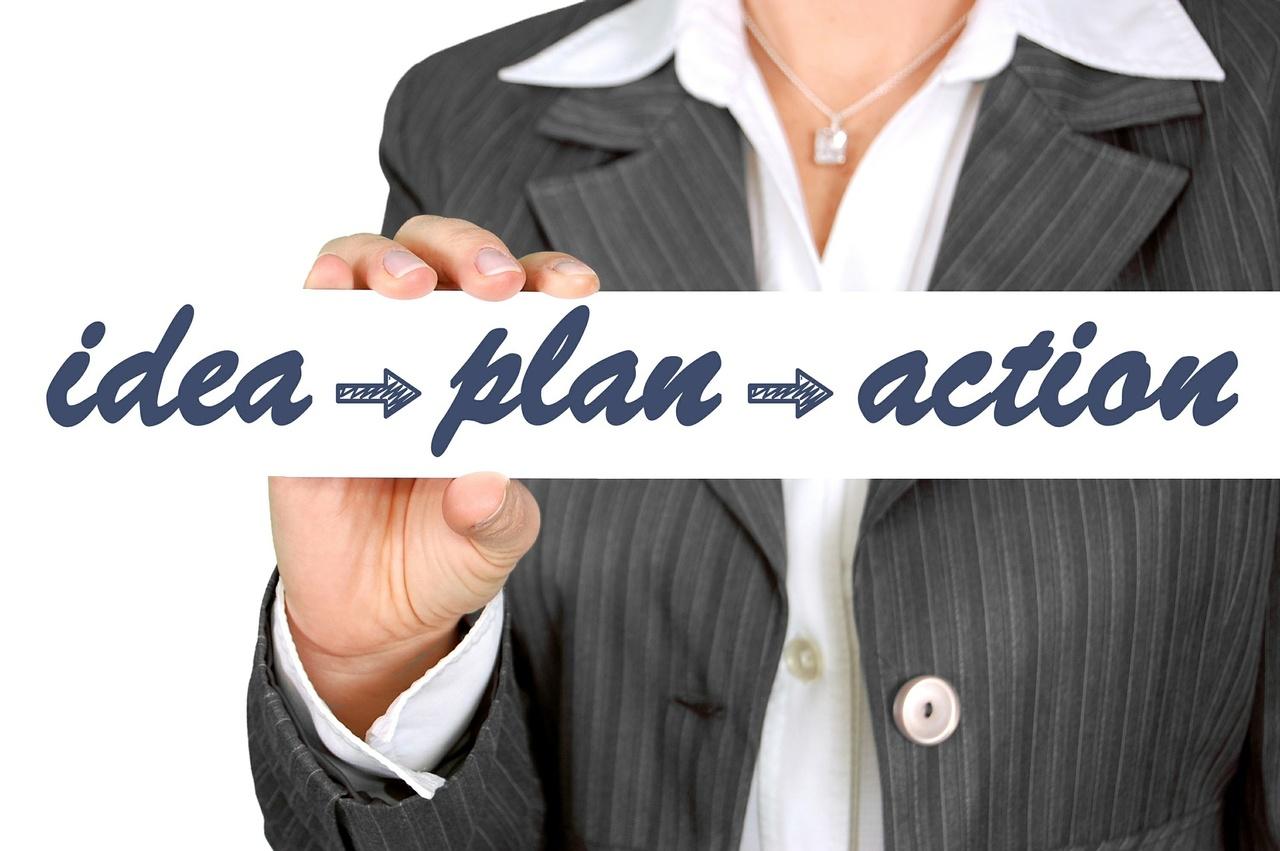 O que Deve Ter em Uma Planilha de Plano de Ação