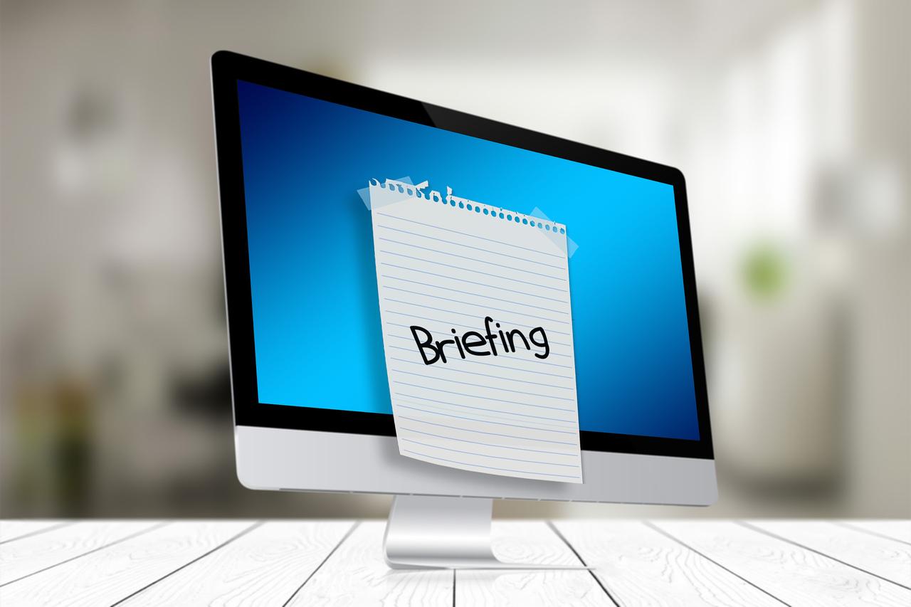 Briefing Pronto — Confira as Informações Indispensáveis Para o Documento