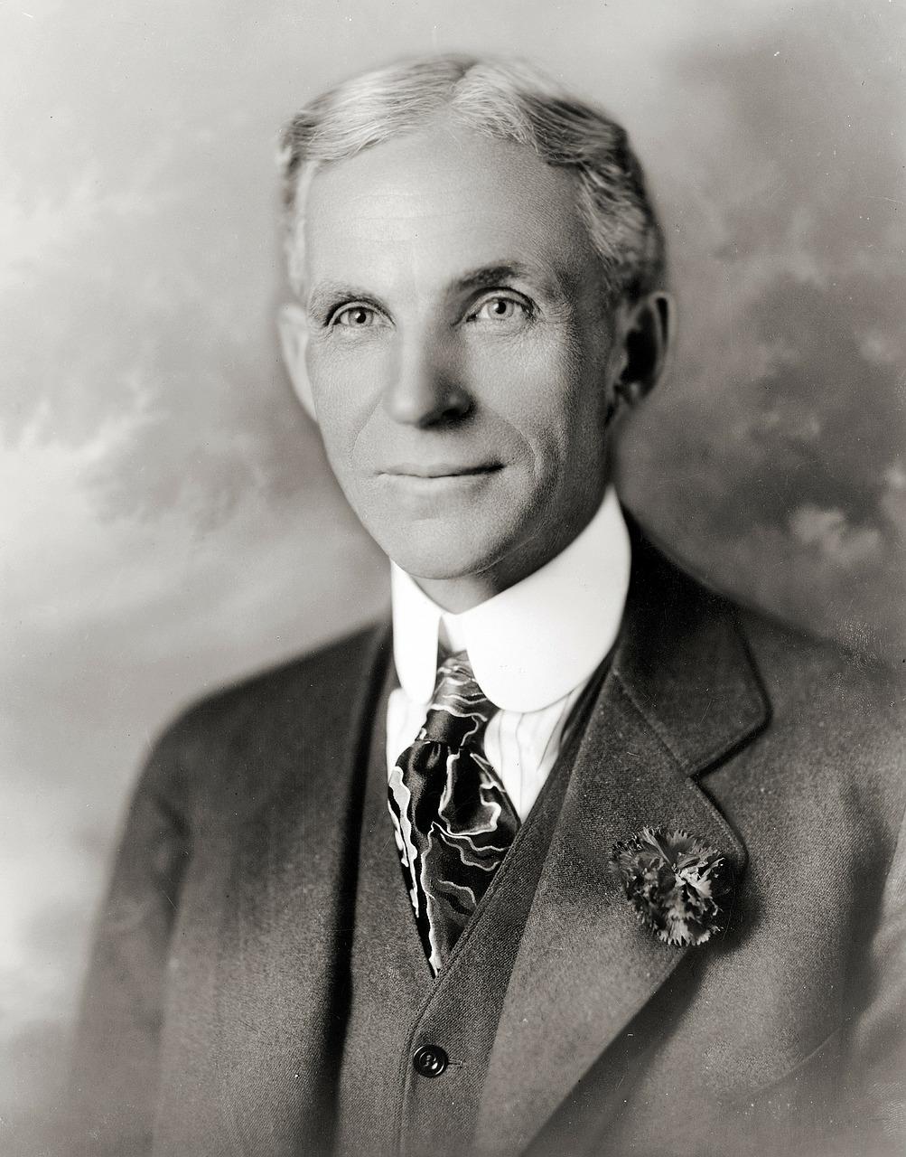 Henry Ford — 4 Ensinamentos de Uma das Maiores Influências da Administração Moderna