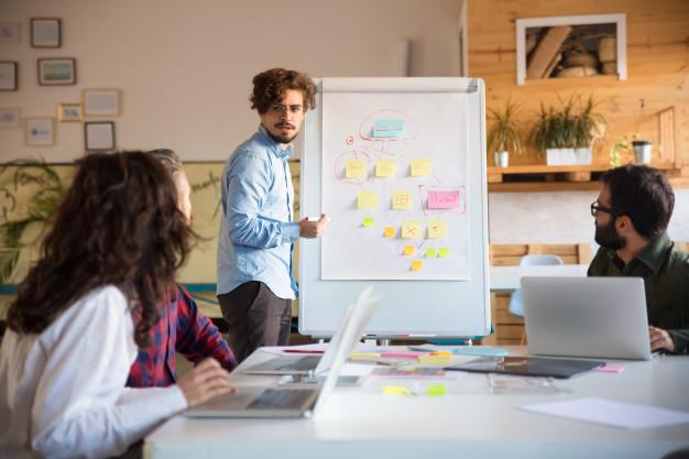O Que É e Como Fazer um Fluxograma de Processos Administrativos?