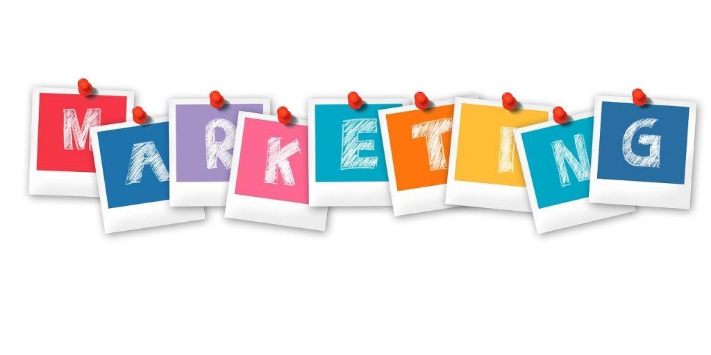 origem do marketing